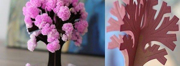 Árbol mágico Sakura. ¡Trae la primavera a tu hogar!