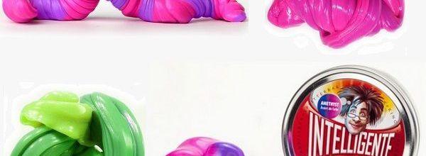 Plastilina inteligente. Material para manualidades