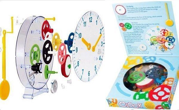 Reloj de montar para niños