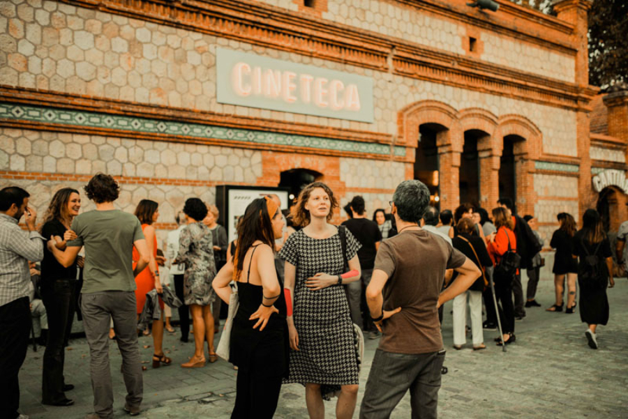 Another way film festival. Agenda off Madrid