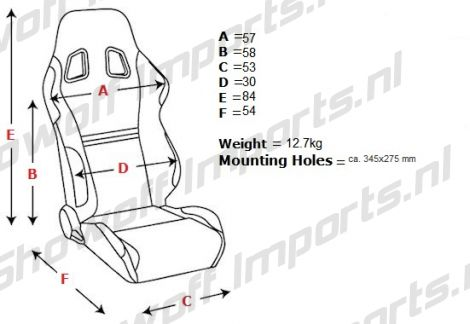 Showoff Imports :: SPL-Tuning Adjustable Racing Seat Model