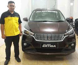 Herdian Sales Suzuki Lampung