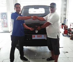 Sales Suzuki Riau