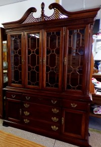 Hutch-China cabinet, solid Cabinets, Hutches 1042148568