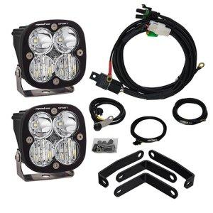 BMW 1200GS LED Light Kit 13-On Squadron Sport Baja Designs