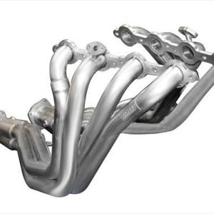 Long Tube Headers 1.75 Inch x 3.0 Inch Catless Extreme Plus Sound Level 2004-2004 Chevy Corvette C5 5.7L V8 Stainless Steel Corsa Performance