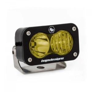 S2 Pro LED Driving/Combo Amber Baja Designs
