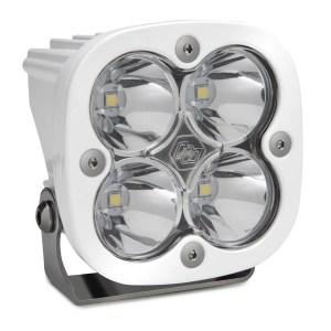 LED Light Pod Spot Pattern Clear White Squadron Sport Baja Designs