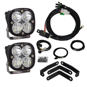 BMW 1200GS LED Light Kit 13-On Squadron Sport Baja Designs