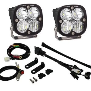 Triumph Tiger 800XC LED Adventure Bike Kit Squadron Sport Baja Designs