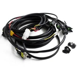 Squadron/S2 Wire Harness 3 Light Max 325 Watts Baja Designs