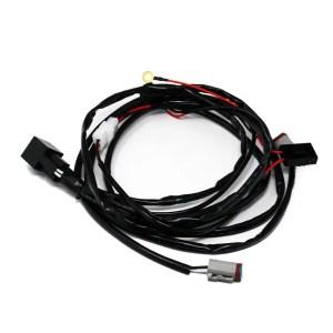 Wiring Harness LP9 Sport 2-Light Max Baja Designs