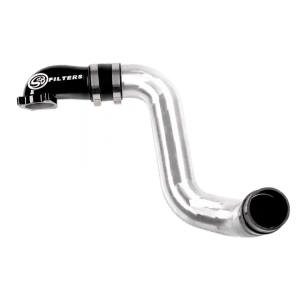 Intake Elbow 90 Degree With Cold Side Intercooler Piping and Boots For 03-04 Ford Powerstroke 6.0L S&B
