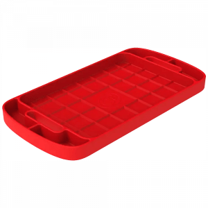 Tool Tray Silicone Large Color Red S&B