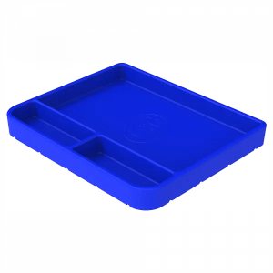 Tool Tray Silicone Medium Color Blue S&B