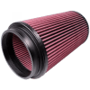 Air Filters for Competitors Intakes AFE XX-50510 Oiled Cotton Cleanable Red S&B