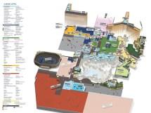 Delano Mandalay Bay Las Vegas Map
