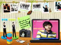 """Ryeo Wook """"Super Junior""""  - One Fine Spring Day"""