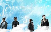 S.M THE BALLAD tracklist