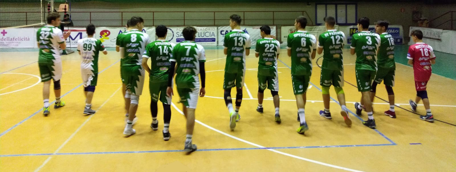 Settima vittoria per la Showy Boys under 18