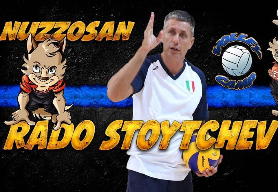 Al Nuzzosan 2019 ospite d'onore Rado Stoytchev