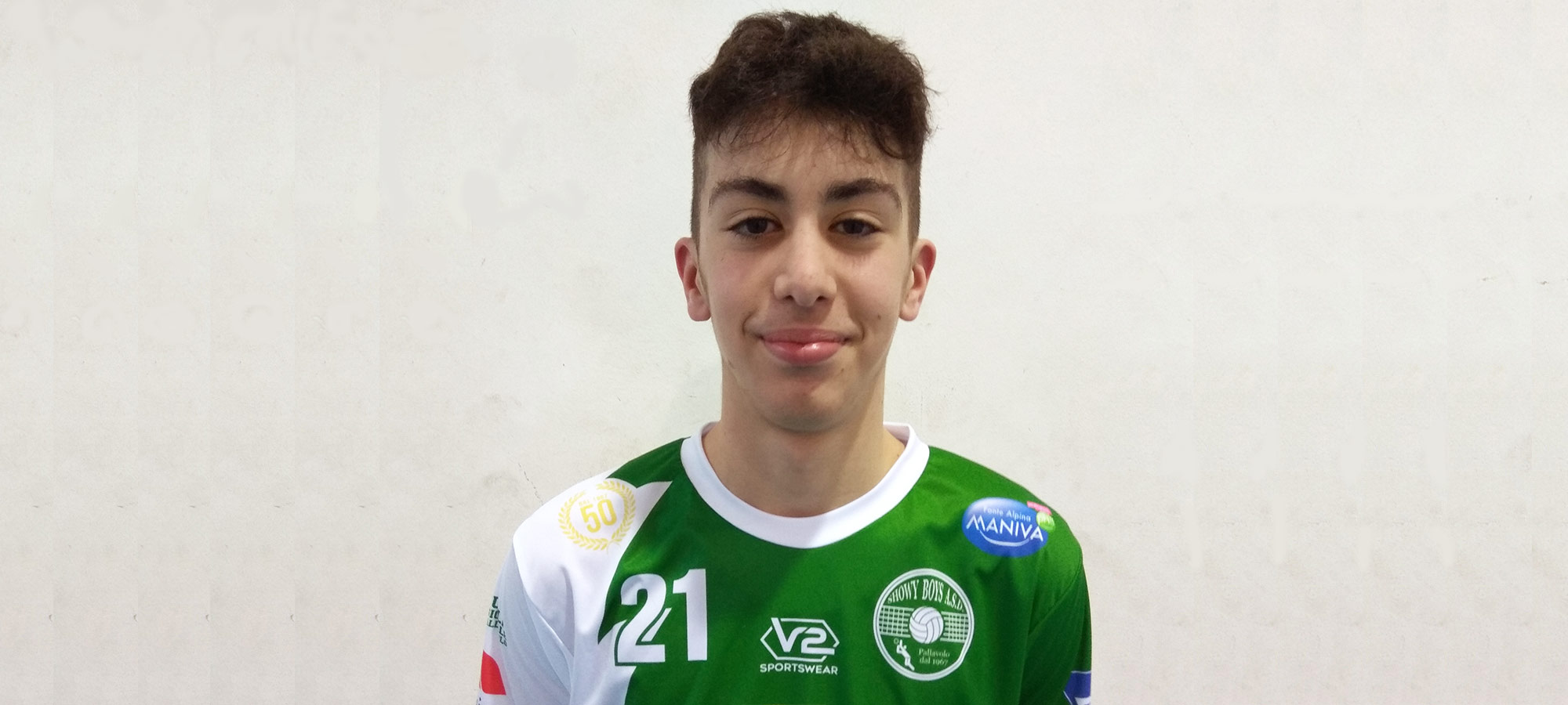 L'allievo Showy Boys Lorenzo Verri al RegionalDay 2019