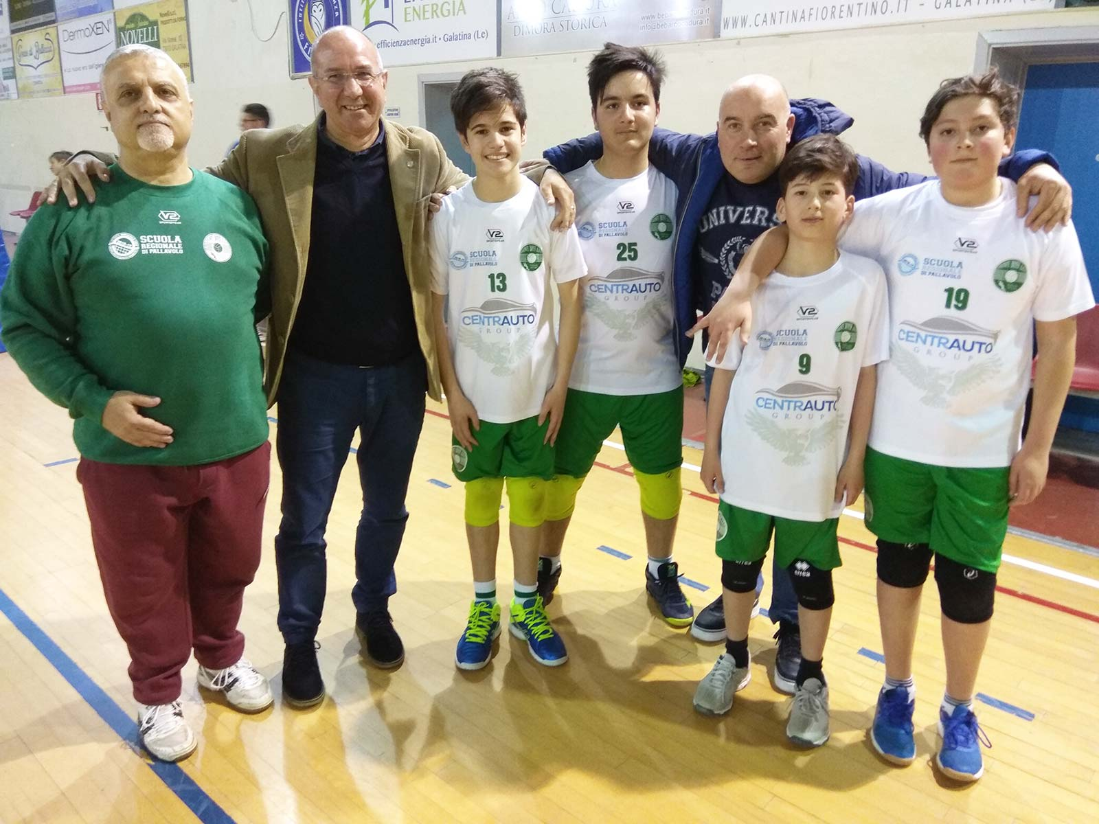 L'Under 13 3vs3 è alla final four provinciale di categoria