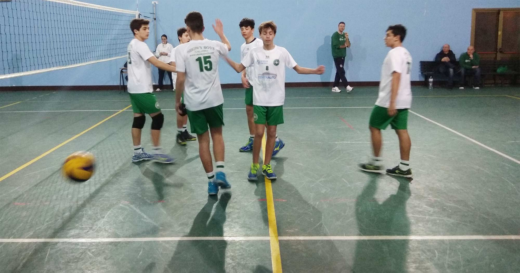 La Showy Boys alla final four provinciale del torneo 3D Young