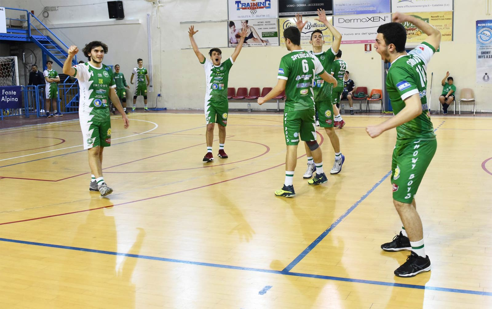 La Showy Boys under 18 scende in campo per la final four regionale