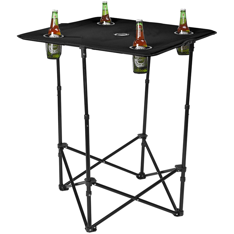 Stadium Table with Chairs