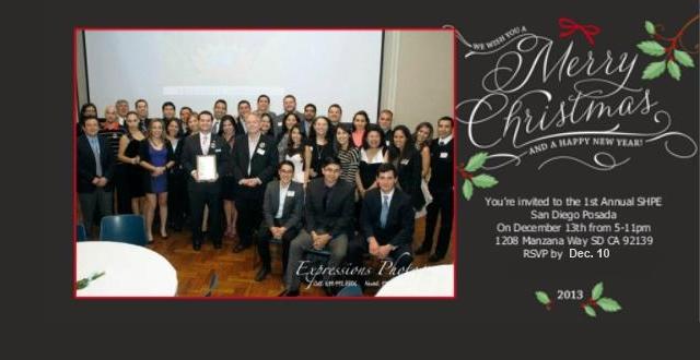 Posada Invitation 2013