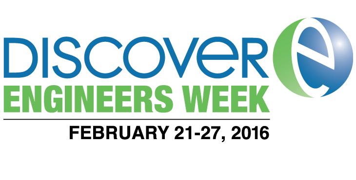 2016 National Engineers Week Slider