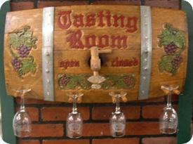 wine-barrel-glass-rack