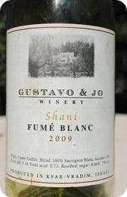 גוסטבו & ג'ו פומה בלאן 2009
