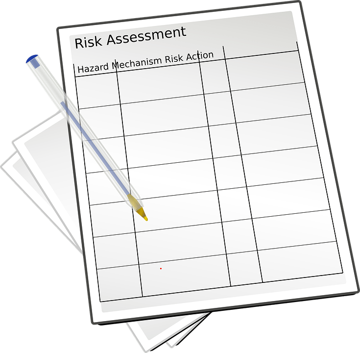 Risk Assessment template and guide