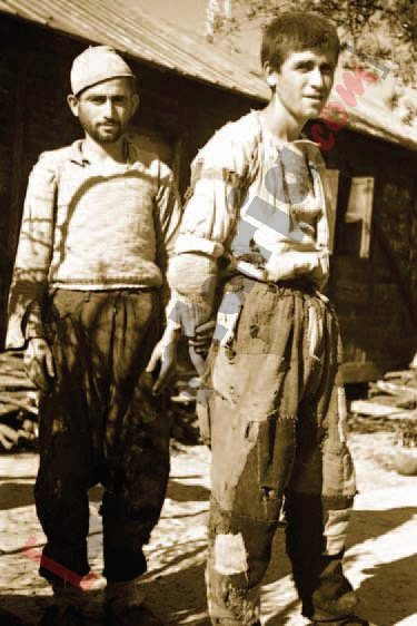 Disa nga pamjet që dëshmojnë mbërritjen e refugjatëve çamë në Shqipëri, në vitin 1945 3