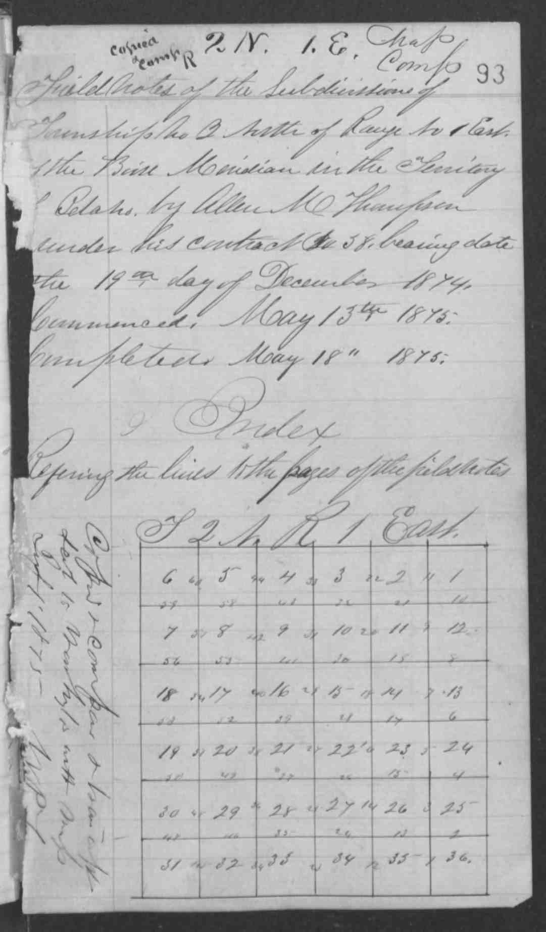 7/10/12: Historical Research and the Importance of Cursive