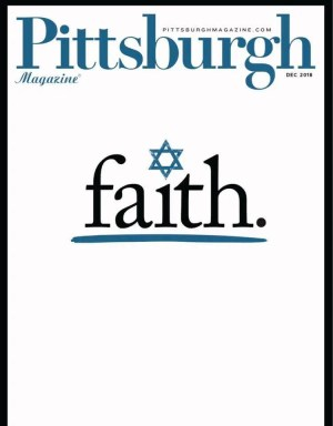Pittsburgh Magazine Cover - 2018
