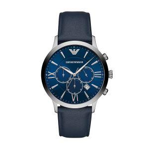 Emporio Armani Analog Blue Dial Men's Watch-AR11226