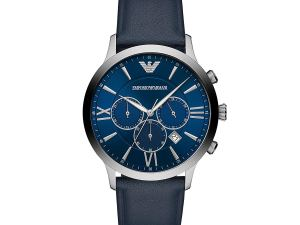 Emporio Armani Analog Blue Dial Men's Watch-AR11226