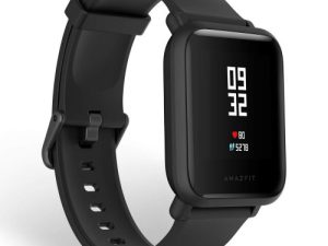 Best Smartwatch in India: Amazfit Bip Lite Smart Watch (Black) For 2020