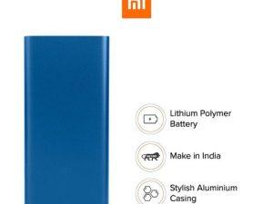 Mi 10000mAH Li-Polymer Power Bank 2i