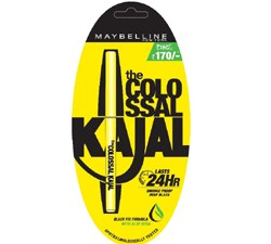 Buy Best Maybelline Kajal Super Black | Maybelline New York Colossal Kajal For 2020
