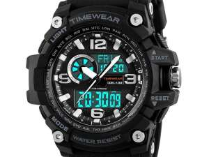 TIMEWEAR Analog Digital Sports Watch for Men at Best Price for 2020