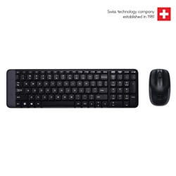 Wireless Keyboard and Mouse Logitech