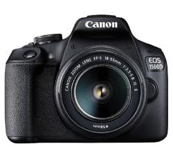 The Best DSLR camera
