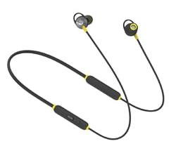 In Ear Wireless Earphone: Infinity (JBL) Glide 120 Metal Flex Neckband with Bluetooth 5.0 & IPX5 Sweatproof at Best Price