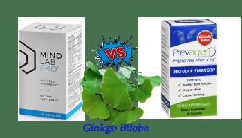 Mind Lab Pro vs Prevagen vs Ginkgo Biloba Shred Fitness NY Review