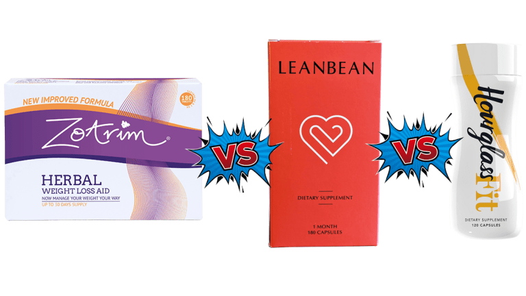 Zotrim vs LeanBean vs Hourglass Fit Comparison Guide By Shred Fitness NY