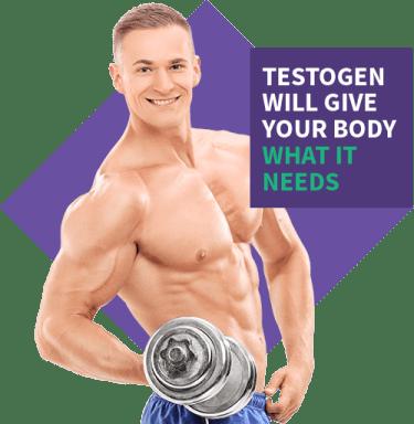 Testogen for Bodybuilding